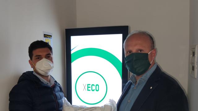 Nuova fornitura di mascherine gratuite: ci pensa la XECO