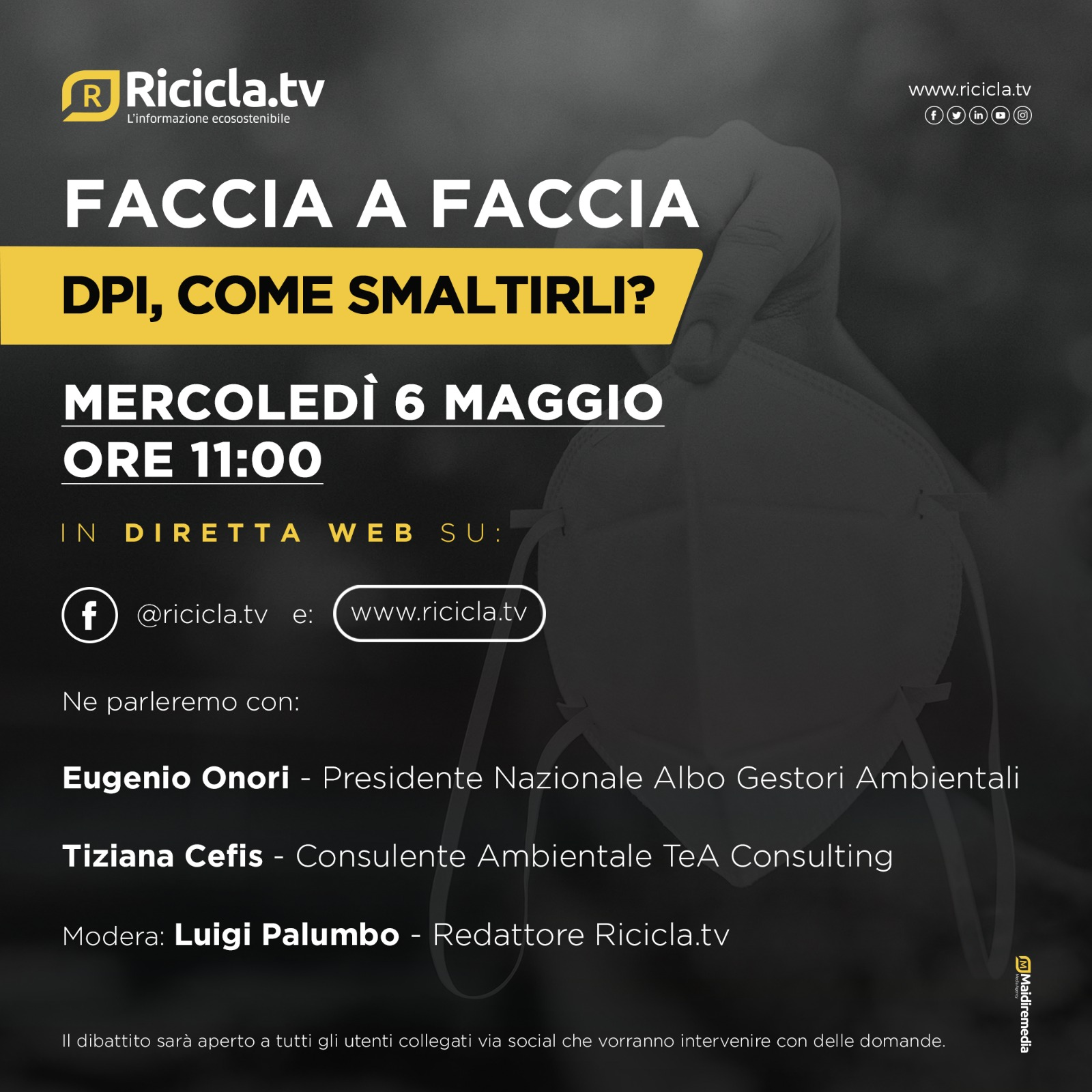 ricicla.tv: DPI, come smaltirli?